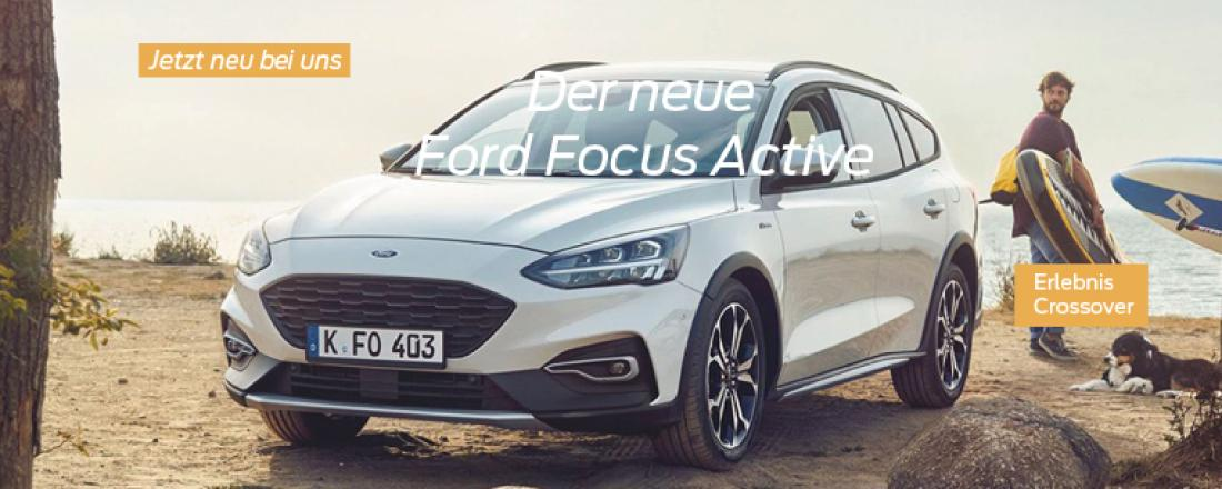 Ford Active News
